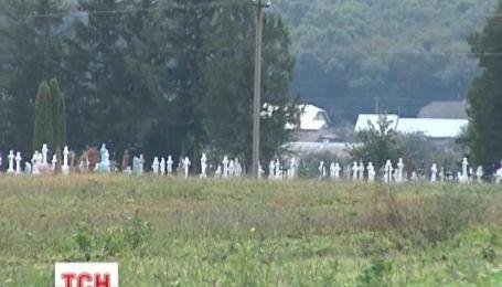 В селе Шманьковчики уже нигде хоронить людей из-за призрачного газопровода