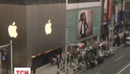 Японці та австралійці вишикувалися у черги за новими iPhone