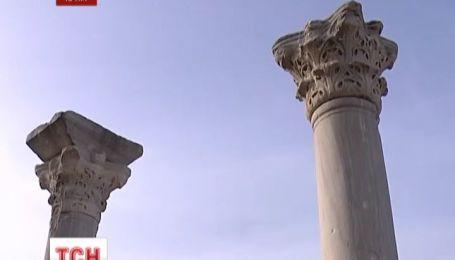 Херсонесу сьогодні вручать сертифікат ЮНЕСКО