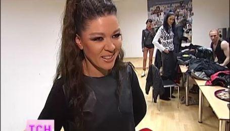 Певица Руслана Лыжичко поправилась на 9 килограмм