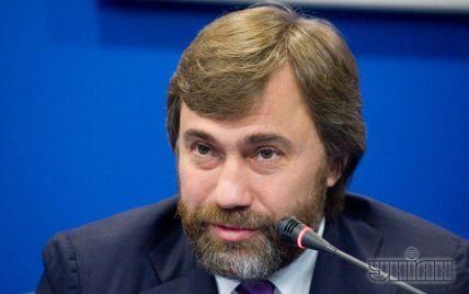 В МВД рассказали, почему вызвали Новинского на допрос