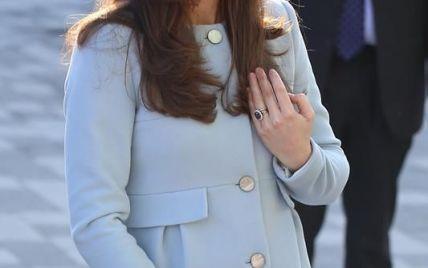Беременная герцогиня Кэтрин призналась, что до сих пор не знает пол будущего ребенка