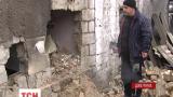 Терористи розбомбили понад 20 будинків у селищі Сартана під Маріуполем