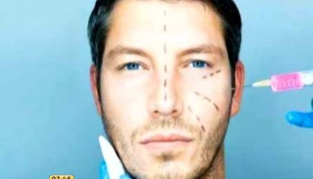 Пацієнтами пластичних хірургів усе частіше стають чоловіки