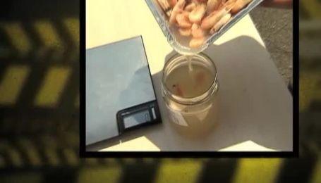 Українці переплачують великі гроші за воду у заморожених продуктах