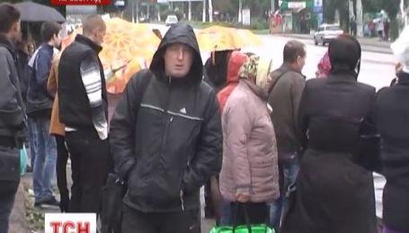 Через реформу транспортної системи кіровоградці ходять пішки