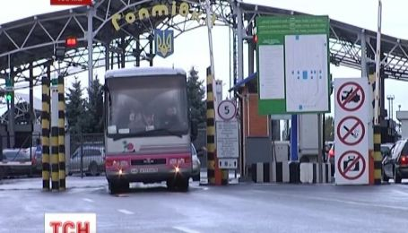 В Украине местные пункты пропуска на границе с Россией до сих пор закрыты