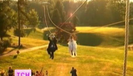 Американские молодожены необычно сыграли свадьбу