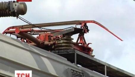 На Волыни 12-летний мальчик сгорел под  железнодорожными высоковольтными проводами