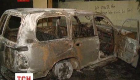 В Ливии напали на российское посольство