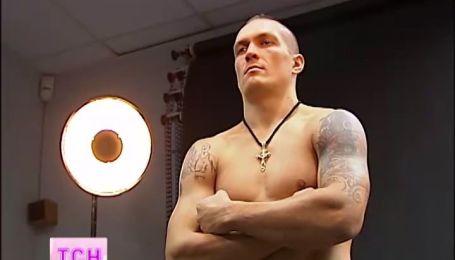 Боксер Александр Усик не хочет перевозить свою семью в Киев