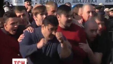 В Запорожье на День города подрались 300 казаков
