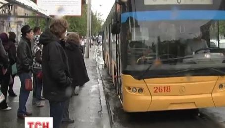В Киеве хотят ввести единый билет на весь коммунальный транспорт
