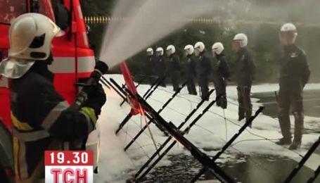 Бельгійські пожежники блокували резиденцію прем'єр-міністра країни