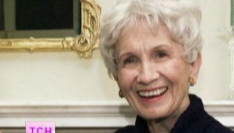Элис Манро номинировали нобелевской премией