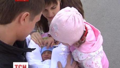28-летняя винничанка родила в такси