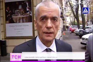 Российский враг украинского шоколада Онищенко съел в Киеве пирожков и салата на 1,5 тыс. грн