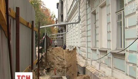 Главный музей Кобзаря реставрируют быстрыми темпами