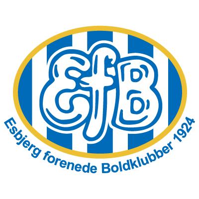Эмблема ФК «Есбьєрг»