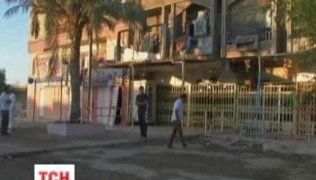 Теракт в иракском кафе унес несколько десятков жизней