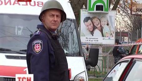 Луцкое отделение банка эвакуировали из-за террористической угрозы