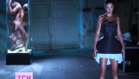 Ани Лорак снялась в фотосессии для украинской версии журнала Vogue