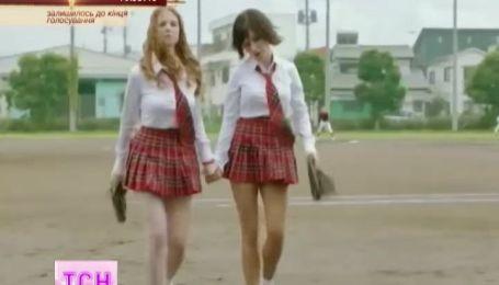 """Дівчата з гурту """"Тату"""" знялись у японській рекламі"""