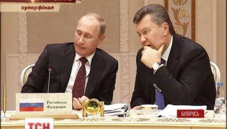 Янукович убеждал СНГ в том, что сближение Украины с ЕС не повредит сотрудничеству ни с Россией, ни с Таможенным Союзом.