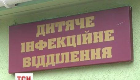 26 людей захворіли на гепатит «А» на Житомирщині