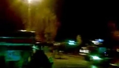 Пожар охватил главный корпус Аграрного университета