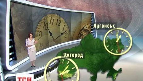 Як впливає переведення часу на українців