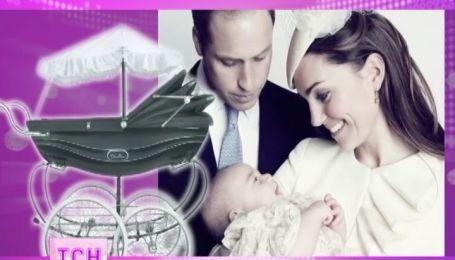 Кейт Миддлтон и принц Уильям выбрали для принца коляску за 3,5 тысячи долларов