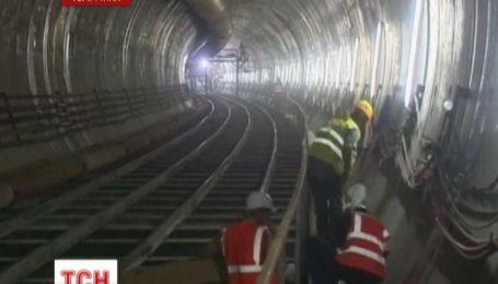 Найглибший та перший міжконтинентальний у світі підводний тунель сьогодні відкрили у Стамбулі