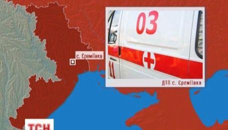 У ДТП на Одещині постраждали вісім громадян Молдови