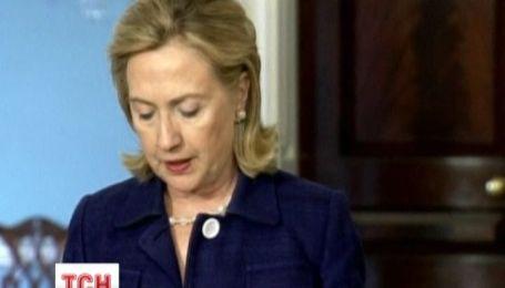 Бывшая госсекретарь США Хиллари Клинтон получила 200 тысяч долларов за выступление