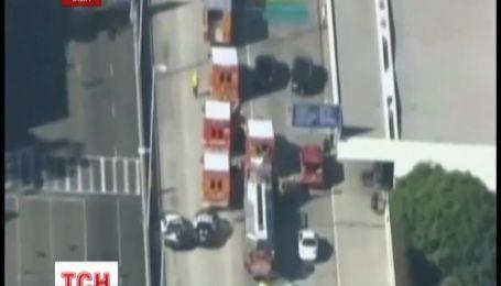 У аеропорті Лос-Анжелеса невідомі відкрили стрілянину