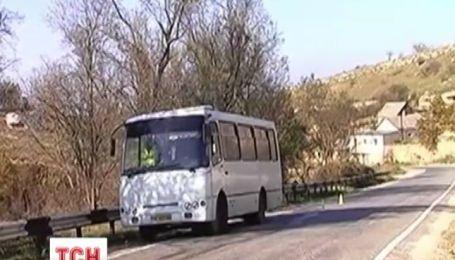 В Севастополе во время рейса загорелся пассажирский автобус