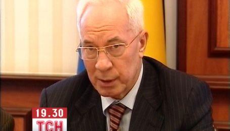 Азаров з промисловцями обговорили стосунки з Росією