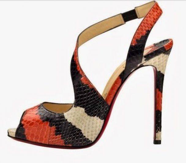 Сумки и обувь Christian Louboutin весна 2016