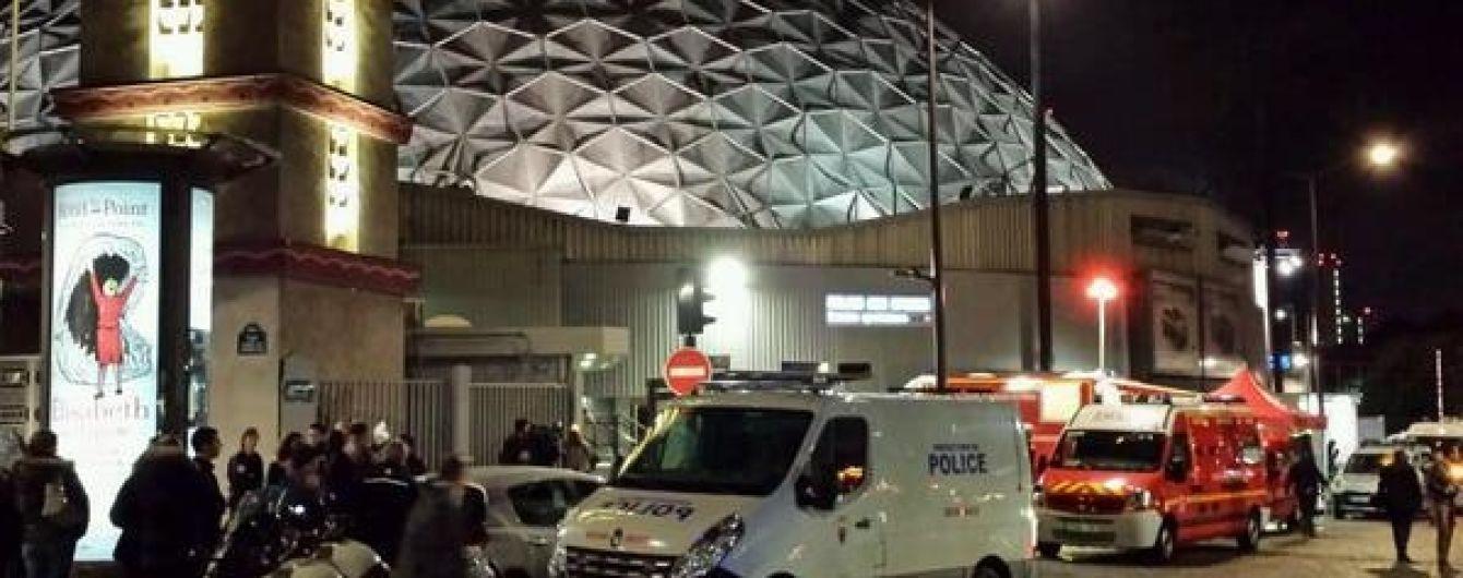 Французькі правоохоронці влаштували тренувальний вибух на футбольному полі
