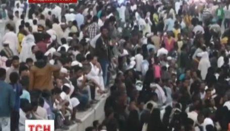 В Саудовской Аравии вспыхнули стычки между полицией и нелегальными мигрантами