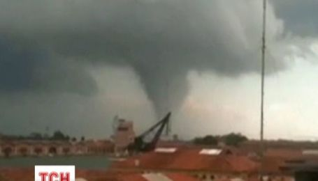 Специалисты утверждают, что Украина не застрахована от тайфунов