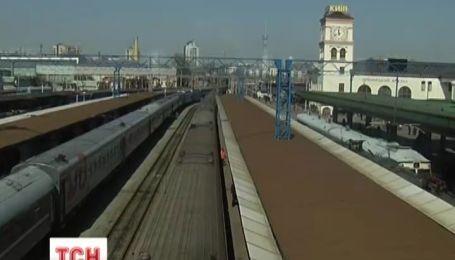 Укрзализныця назначила 13 дополнительных поездов на новогодние праздники