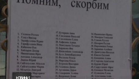 Боїнг-737 у Казані розбився так само, як і кілька інших подібних літаків