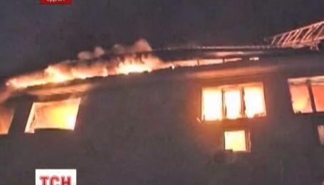 За ночь выгорела одесская бывшая джутовая фабрика