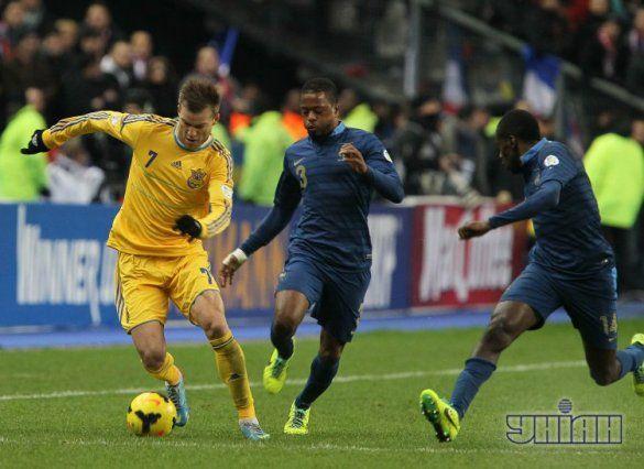 Франція - Україна - 3:0, збірна України_1