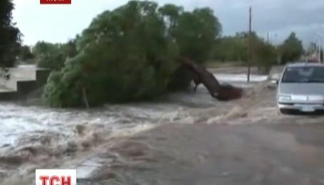 Сардиния приходит в себя после удара циклона