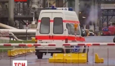 У Бельгії стався вибух на нафтопереробному заводі