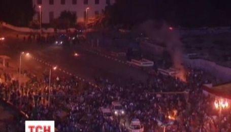 В Каире прошли юбилейные столкновения с полицией