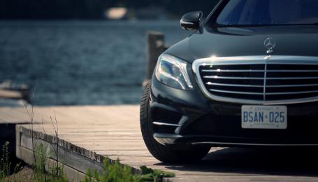 """Программа """"Тачки"""" протестировала новый Mercedes-Benz S-класса"""